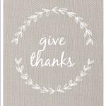 thankful pdf