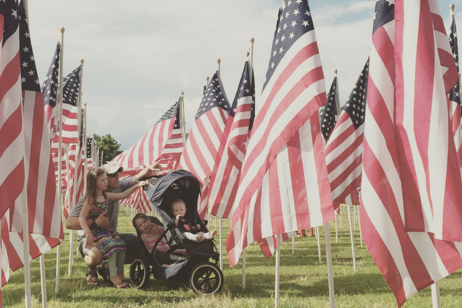 The Extraordinary Way of Brave Love: Memorial Day 2018